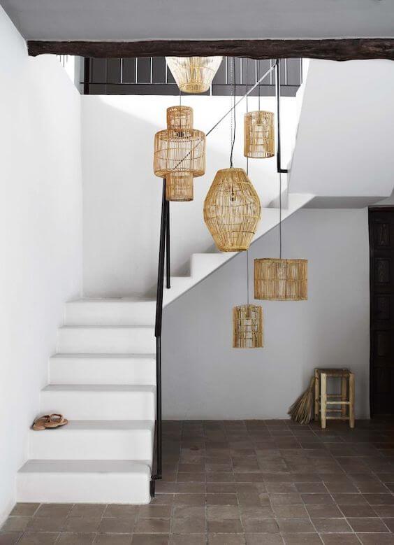 Rieten hanglampen - Ventrio | Lifestyle & Interieur Blog