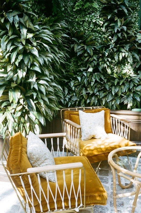 goud interieur - Ventrio - Interieurblog