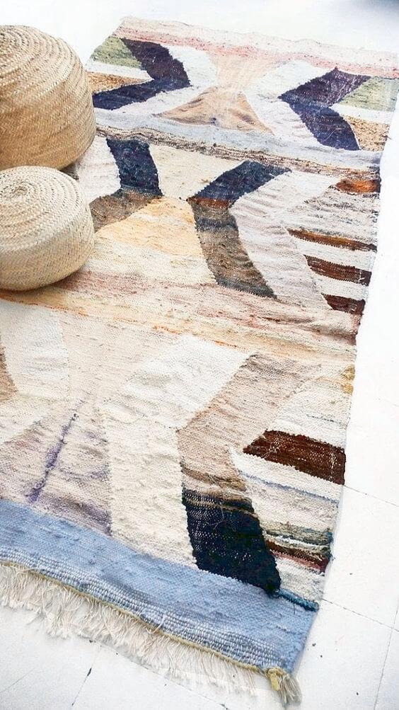 kleurrijke vloerkleden - Ventrio - Lifestyle & Woonblog
