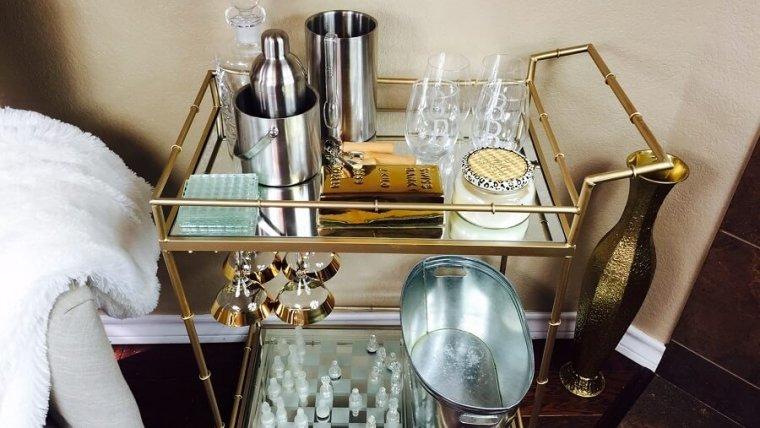 butler trolley - keuken trolley - Woonblog - Ventrio