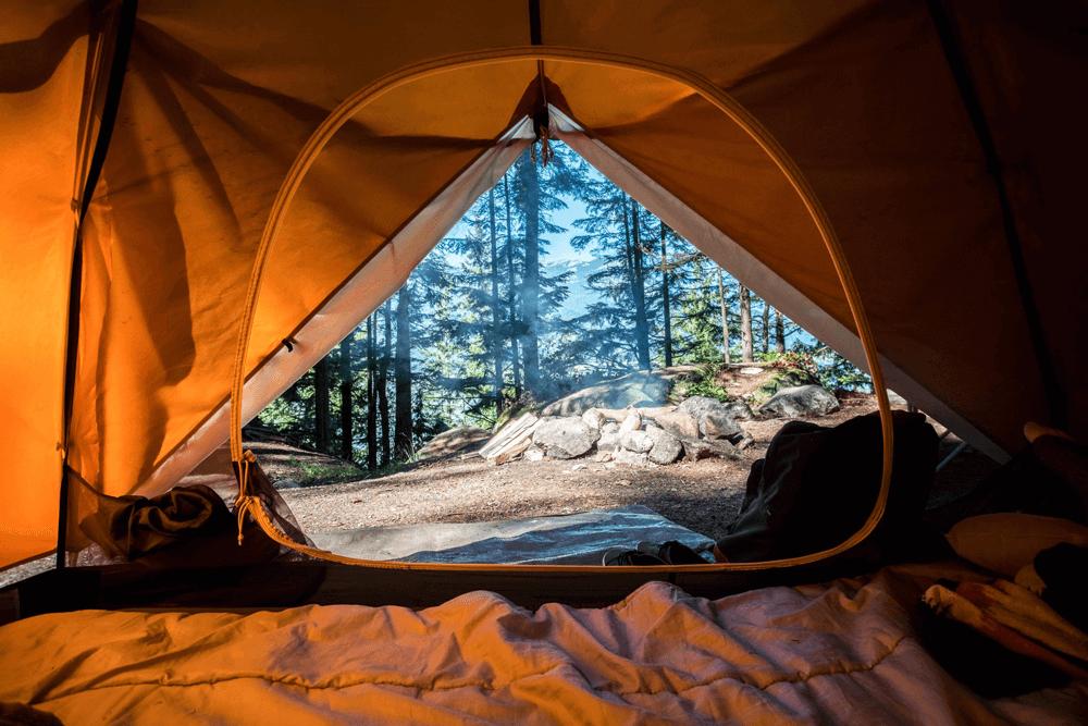 campeervakantie
